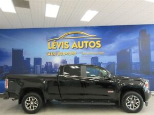2016 GMC Canyon ALL TERRAIN 4X4 V-6 3.6 LITRES 49000 KM
