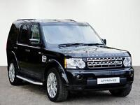 Land Rover Discovery 4 SDV6 HSE (black) 2014-01-07