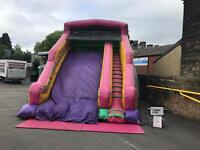 Bouncy castle and mobile disco hire