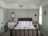 Large double room in beautiful Victorian house
