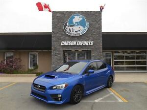 2015 Subaru WRX Sport Package! RALLY BLUE! FINANCING AVAILABLE!