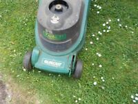 Qualcast Turbo 35 Lawn Mower 14 inch