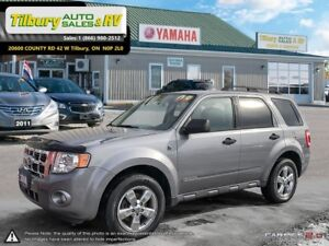 2008 Ford Escape Hybrid *4X4. Low KMs. EcoBoost*
