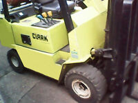 2 TON GAS FORKLIFT TRIPLEX MAST *CONTAINER SPEC* LOLER & PUWER Certified FFL LPG Not diesel electric