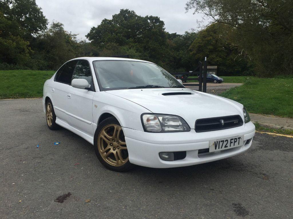 Subaru Legacy Twin Turbo B4 RSK Auto ****** genuine 60k mileage