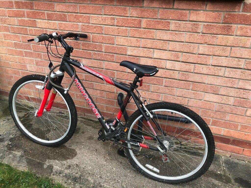 Mongoose Rockadile Al Pro Mountain Bike In North Hykeham