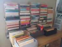 Books: novels & others (authors A-D) - pick & mix as you wish ... (from £0.50 per title)