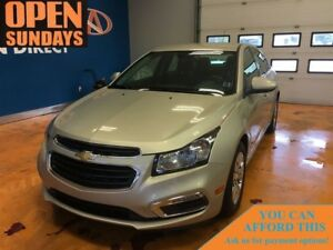 2016 Chevrolet Cruze LT!! CRUISE! A/C! BACK UP CAM!