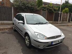 Ford Focus 1.4 LX Spares or Repair