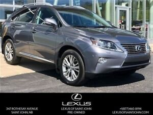 2013 Lexus RX 350 LEATHER AND NAV