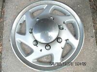 Tire Cover - HUB CAP - plastic