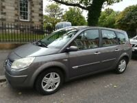 Automatic 7 Seater Renault Grand Scenic