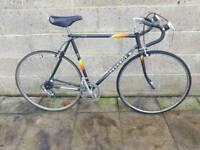 Peugeot carbonlite road racer bike bicycle