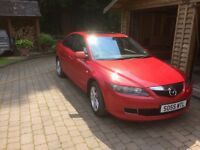 Mazda 6 Ts. Reliable family car, Full service history, one previous owner