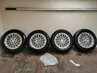 Genuine Mercedes Alloys Alloy Wheels 205/60/16