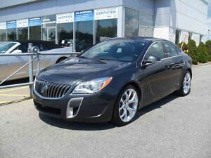 2015 Buick REGAL GS TURBO AWD + NAVIGATION + TOIT + MAGS 20 ``