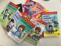 Collection of never used Horrid Henry books!