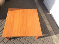 STURDY COFFEE TABLE - MADE BY SCHREIBER