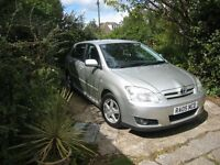 Rare Toyota Corolla Diesel Auto, One Family Owned , Full Service History, Long MOT, Low Mileage
