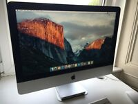 iMac 21.5 inch - Excellent condition - 500 GBP - PICK UP ONLY