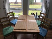 Urgent!! For sale - Dining table set