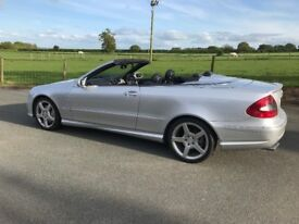 Immaculate Mercedes CLK 280 Sport 2008 fully loaded, full Mercedes Service History