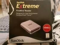 SanDisk Extrene FireWire Reader
