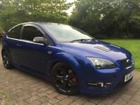 2006 Ford Focus 2.5 ST2 300 Bhp REACARO SEATS LOW MILES XENONS ST Not type r s3 Audi Gti m3 Bmw
