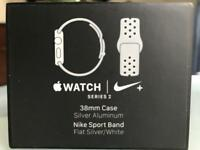 Apple Watch Nike+ Series 2 retail box - new