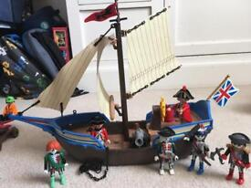 Playmobil 5140 Pirates Redcoat Battle
