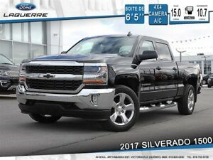 2017 Chevrolet Silverado 1500 LT CREW CAB, EDITION TRUE NORTH, 5