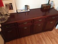 Mahogany Sideboard furniture