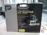 CARPENTERS PLUNGE ROUTER. (brand new in box)