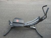 Ab glider pro form exercise machine
