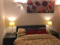 Bed Set with Side Tables & Dresser