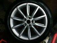 18inch Audi alloy