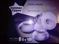 New breast pump Tommee Tippee