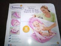 Summer bather seat