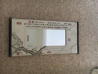 Chinese style mirror