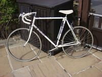 Serviced Vintage Raleigh 10 Speed Road/Race Bike Ready to Cycle
