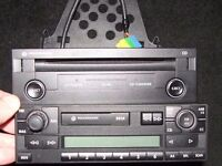 VW Golf Mark 4 - Original audio head unit and CD player