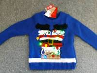 Age 3 Christmas jumper