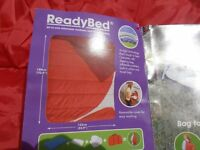 Double inflatable ReadyBed