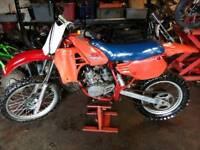 Honda Cr80 1984