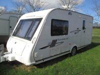2 Berth Lightweight Caravan 2009 Compass Rambler 15/2