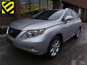 2011 Lexus RX 350 Base Touring with Navigation