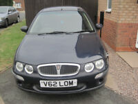 Rover 25 1999 Genuine Mileage 37640