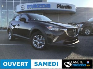 2017 Mazda CX-3 AWD GS AUTO AIR MAGS CRUISE DÉMARREUR
