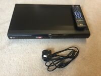 LG BD360 Blu-Ray Player (inc. remote control)
