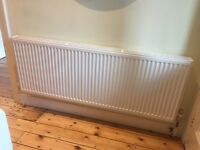 Double radiator - 1600x600mm